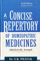 A Concise Repertory of Homeopathic Medicines, S.R. Phatak
