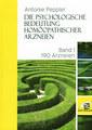 Band 1 - Die psychologische Bedeutung homöopathischer Arzneien, Antonie Peppler