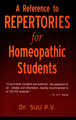 A Reference to Repertories for Homeopathic Students, P.V. Siju