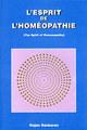L'Esprit de L'Homéopathie, Rajan Sankaran