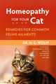 Homeopathy for Your Cat, Hans G. Wolff