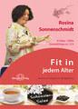 Fit in jedem Alter - 4 DVDs - Restposten, Rosina Sonnenschmidt