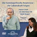 Die homöopathische Anamnese  der Lebenskraft folgen - 1 DVD - Sonderangebot, Jayesh Shah