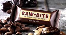 Raw Bite Rohkost Riegel Bio - Kakao - 50 g