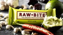 Raw Bite Rohkost Riegel Bio - Spicy Lime - 50 g