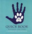 Quick Book - Minerale und Tiere, Bhawisha Joshi / Shachindra Joshi