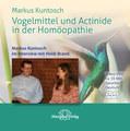 Vogelmittel und Actinide in der Homöopathie - 1 DVD - Sonderangebot, Markus Kuntosch