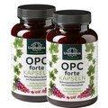 Set - 2x OPC forte - 800 mg Traubenkernextrakt pro Tagesdosis - 180 Kapseln - von Unimedica