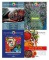 Set - Spectrum of Homeopathy - Acute, Spice of Life, Birds, Trauma, Narayana Verlag