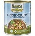 Linsensuppe bio - Ökoland - 800 g