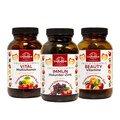 Set - Fruchtgummi - Immun Holunder Zink + Beauty Vitamine + Vital - Multivitamin von Unimedica