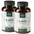 Doppelpack: 5-HTP Kapseln - 100 mg - 180 Kapseln - von Unimedica