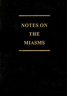 Notes on the Miasms/Proceso Sanchez Ortega