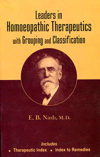 Leaders in Homoeopathic Therapeutics/Eugene Beauharnais Nash