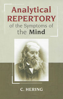 Analytical Repertory of the Symptoms of Mind, Constantin Hering