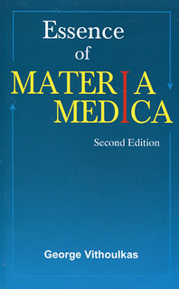 Essence of  Materia Medica, George Vithoulkas