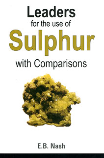 Leaders for the use of Sulphur with Comparisons/Eugene Beauharnais Nash