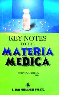 Keynotes to the Materia Medica/Henry Newell Guernsey