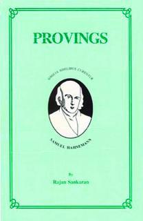 Provings, Rajan Sankaran
