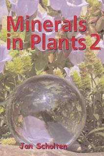 Minerals in Plants 2, Jan Scholten