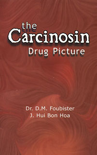 The Carcinosin Drug Picture/Donald Foubister