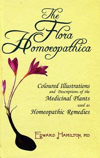 The Flora Homoeopathica/Edward Hamilton
