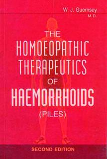 The Homeopathic Therapeutics of Haemorrhoids/William Jefferson Guernsey