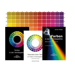 Großes Farben-Set, Ulrich Welte