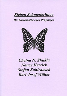 Sieben Schmetterlinge/Chetna Shukla / Nancy Herrick