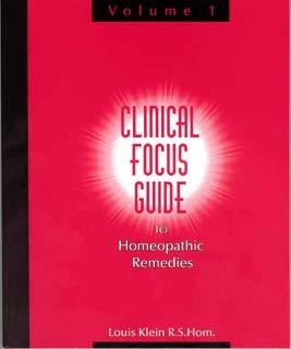Clinical Focus Guide, Louis Klein