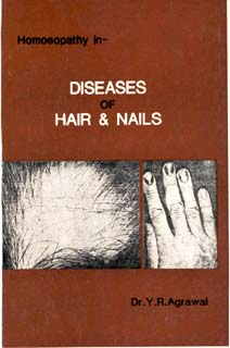 Diseases of Hair & Nails, Y.R. Agrawal