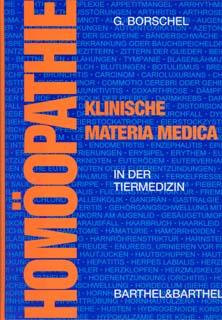 Klinische Materia Medica in der Tiermedizin/Gerhard Borschel