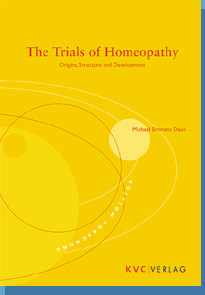 The Trials of Homeopathy/Michael Emmans Dean