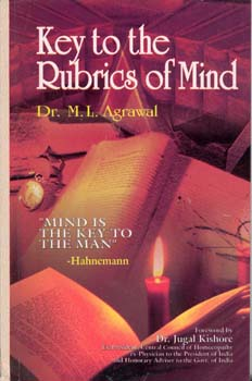 Key to the Rubrics of Mind, Y.R. Agrawal