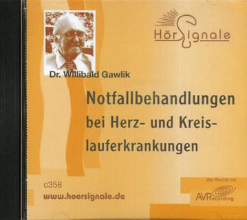 Notfallbehandlungen bei Herz- und Kreislauferkrankungen (CD), Willibald Gawlik