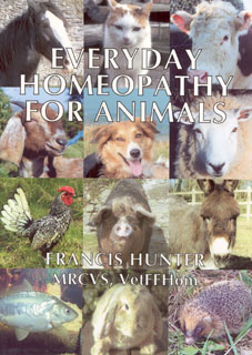 Francis Hunter: Everyday Homeopathy for Animals