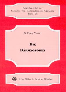 Die Darmnosoden/Wolfgang Mettler