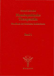 Homöopathische Therapeutika - Band 1: Gemüt und Sinnesorgane/Samuel Lilienthal