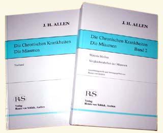 Die Chronischen Krankheiten 2 Bde./John Henry Allen