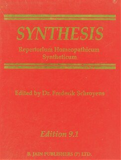 Synthesis 9.1 (English Edition)/Frederik Schroyens