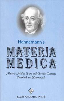 Materia Medica - 3 Vol/Samuel Hahnemann
