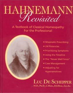 Hahnemann Revisited/Luc De Schepper