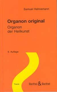 Organon original, Samuel Hahnemann