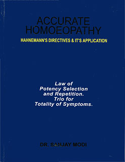 Accurate Homoeopathy/Sanjay Modi