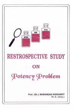 Restrospective Study on Potency Problem/Niranjan Mohanty