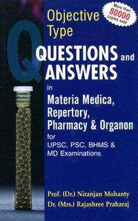 Objective Type Questions & Answers/Niranjan Mohanty / Praharaj