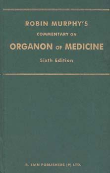 Commentary on Organon of medicine / 6.Edition, Robin Murphy