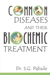 Common Diseases and their Biochemic Treatment/S.G. Palsule
