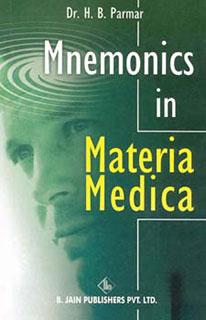 Mnemonics in Materia Medica/H.B. Parmar