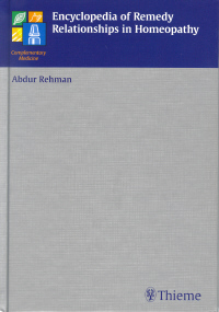 Abdur Rehman: Encyclopedia of Remedy Relationship in Homeopathy